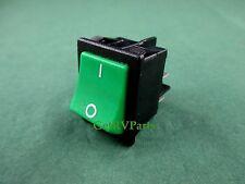 Dometic 2951433107 RV Refrigerator 120 Volt Green Rocker Switch