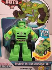TRANSFORMERS Playskool Rescue Bots Rescan BOULDER The Transforming Dump Truck