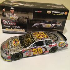 Action 1/24 NASCAR Harvick '07 Pennzoil Chevrolet All Star Win Raced Version