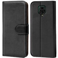 Book Case Xiaomi Redmi Note 9 Pro / Note 9S Hülle Tasche Flip Cover Handy Hülle