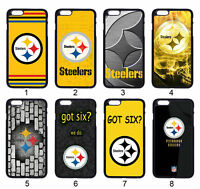 Pittsburgh Steelers NFL Case Cover For Samsung Galaxy Note10 / Apple iPhone iPod