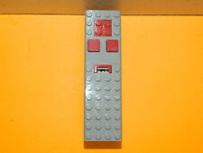 LEGO TECHNIC PART SET # 5115 ELECTRIC AA BATTERY BOX OLD GRAY TESTED 247C01