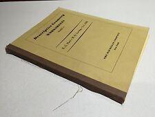 Descriptive Geometry Worksheets E G Pare R O Loving I L Hill 4th Printing 1955