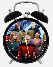 """Star Trek Alarm Schreibtisch Uhr 3.75"""" Heim oder Büro Dekor E194 Nizza für Geschenk"""