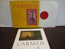 "B21: Bizet ""Carmen"" RCA Soria Series LDS 6164 3LP TAS NM/VG+"