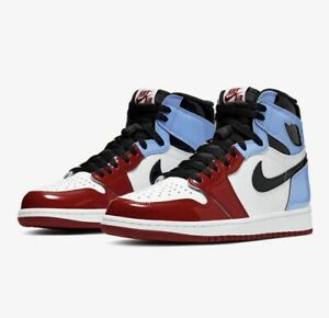 Nike Air Jordan 1 Retro High OG Fearless Men Shoe UK12/US13/EU47.5