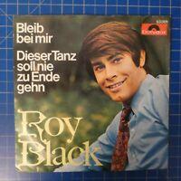 Roy Black Bleib bei mir Polydor 53001 B24764