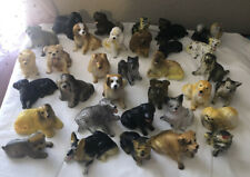 Lot of 33 Vintage New Ray Novelty 1988 Collection of Famous Dog Breeds