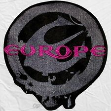 Europe Logo Embroidered Big Patch for Back Rock Band Joey Tempest John Norum