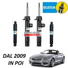 4 AMMORTIZZATORI ANTERIORI + POSTERIORI BILSTEIN BMW Z4 E89 sDrive DAL 2009