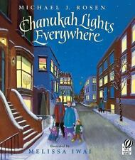 Chanukah Lights Everywhere - New - Rosen, Michael J. - Paperback