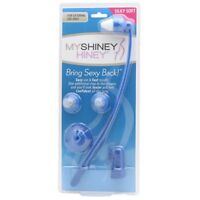 My Shiney Hiney Silky Soft Bristle Personal Cleansing Kit, Blue