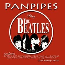 Panpipes Play The Beatles Vol. 3 - Compilation (CD)