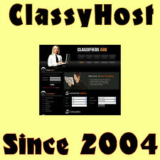 Money Making Business. Online Work at Home, Classifieds Ads Website For Sale.