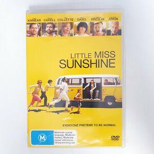 Little Miss Sunshine Movie DVD Region 4 AUS Free Postage - Family Drama Comedy