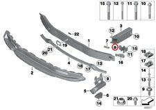 BMW 1' 2' 3' 4' Series F20 F21 Support For Front Axle Subframe (Right) (JS)