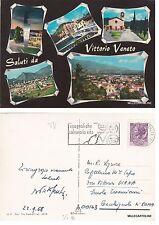 # VITTORIO VENETO: SALUTI DA   1968