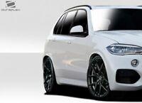14-18 BMW X5 F15 Duraflex M Sport Look Side Skirt Rocker Panels  - Set of 2