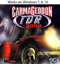 Carmageddon TDR 2000 PC Video Game