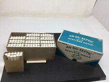 Vintage Box 144 An Du Septic White Chalk Binney & Smith Dustless Crayola No 1403