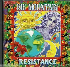 Big Mountain - Resistance CD - 17 Track Japanese Release with OBI