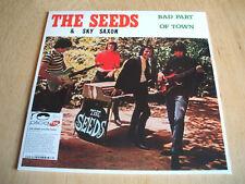 "The Seeds Sky Saxon Bad Part of Town 180g 12"" Vinyl LP"