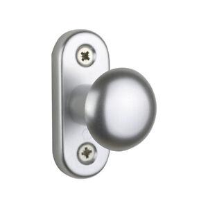 Hoppe Hebetürknopf 35/9 Knopfrosette Balkontürgriff Alu verschiedeneOberflächen