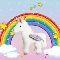 Sparkle 12 Inch Unicorn- Plush Stuffed Unicorn
