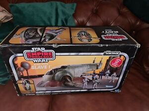 Star Wars The Vintage Collection Boba Fett's Slave 1 - Hasbro