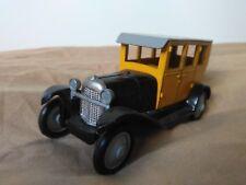 Antigua miniatura Rami JMK #7 Citroën B2 1925 R.a.m.i. 1:43 J.M.K.