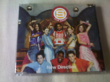 S CLUB JUNIORS - NEW DIRECTION - UK CD SINGLE
