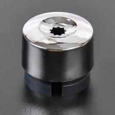 Chrome Wheel Lug Cap Bolt Nut Cover for 2004-2014 Vw Touareg 7L6601173A