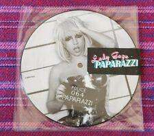Lady Gaga ~ Paparazzi( 7'Inches Picture Disc ) ( Made in EU ) Lp