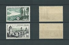 FRANCE - 1957 YT 1118 à 1119 - TIMBRES NEUFS** LUXE