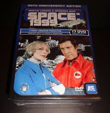 SPACE 1999 30th Anniversary Edition MEGASET-17 DVDS-Martin Landau, Barbara Bain