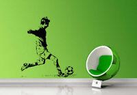 Wall Vinyl Sticker Bedroom Decal Soccer Football Sport Ball (Z965)