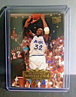 1995-96 Shaquille O'Neal Fleer Ultra #126 Basketball Card