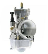 Koso 30mm Powerjet Plana diapositiva Carburador Keihin PWK Rd Kh Ypvs 2 & 4 Stroke Gt Mikuni
