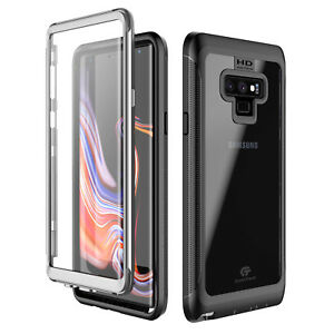 For Samsung Galaxy Note 9 Case Life Shockproof Waterproof w/ Screen Protector