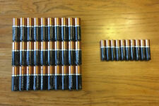 New Duracell AA and AAA Batteries, 30 AA + 10 AAA, 40 total count, Expires 2025