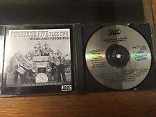 Firehouse Five Plus Two Dixieland Favorites rare Jazz Heritage press CD NM