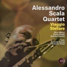Alessandro Scala, Alessandro Scala Quartet - Viaggio Stellare [New CD]