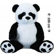 Giant Panda Teddy Bear Large Soft Plush Cuddly Cute Gift Toy For Her Girlfriend