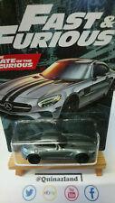 Hot Wheels Fast & Furious '15 Mercedes-Amg GT (NP09)