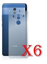6 PZ PELLICOLA PROTEZIONE PARTE POSTERIORE Huawei Mate 10 Pro (Retro)