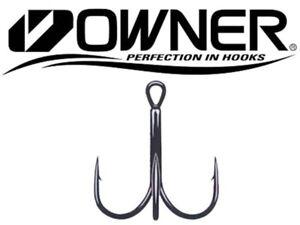 Owner Stinger Treble ST-36 Hook 5636 - Choose Size / Color