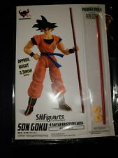 SDCC 2018 Dragonball POWER POLE EXCLUSIVE for S.H.Figuarts Son Goku
