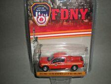 1/64th Greenlight 2015 FDNY Ford 1-150 Pickup Truck