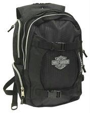 Harley-Davidson® Equipt Multi-Functional Backpack | Black 99419-BLACK