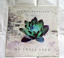 """George Harrison ' My Sweet Lord ' 2002  Promo Display Flat 12"""" x 12"""""""